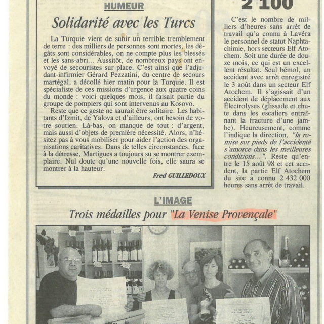 Presse et Publications